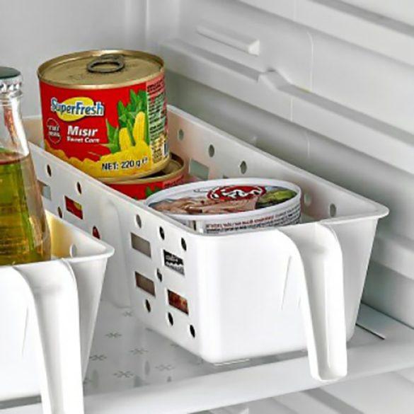 2 részes rendszerező hűtőbe