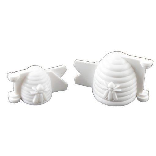 Darázsfészek formázó készlet, méhkas süti formázó