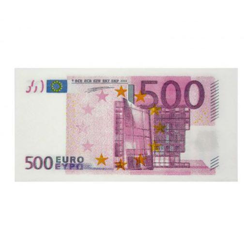 500 Euró szalvéta