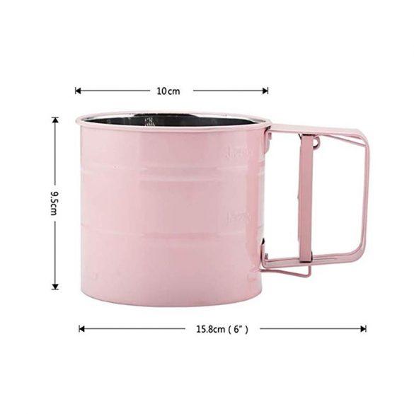 Porcukorszóró – Rózsaszín