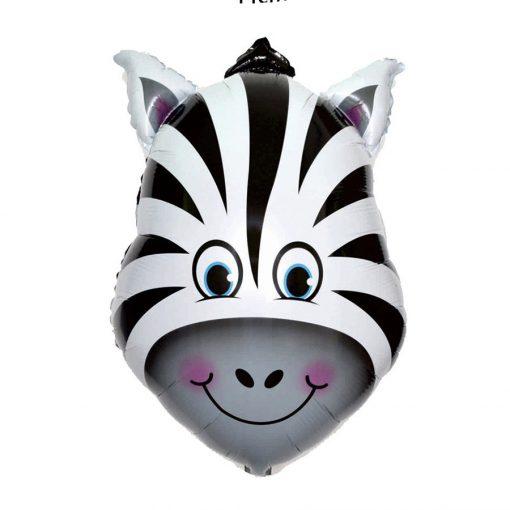 Fólia lufi – Zebra
