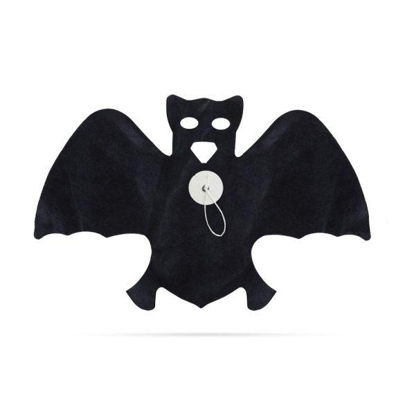 Halloween-i papír girland – Denevér minta
