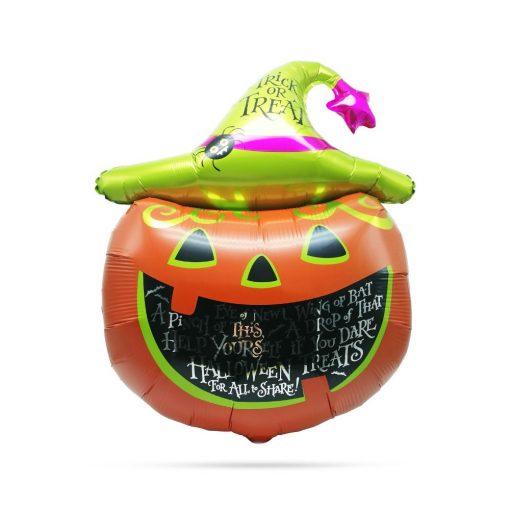 Halloween-i fólia lufi - Tök