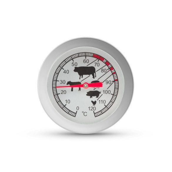 Rozsdamentes acél analóg húshőmérő