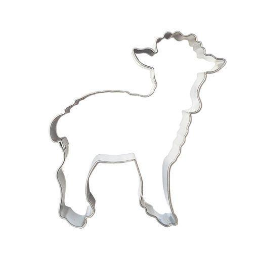 Fém süteménykiszúró – Bárány