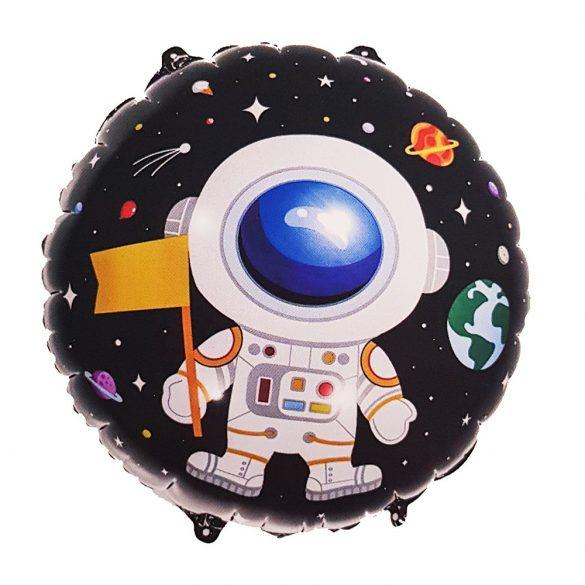 Fólia lufi – Űrhajós