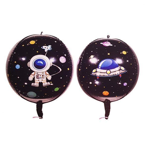 Fólia lufi – Űrhajós – 4D
