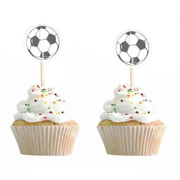 20 darabos sütemény beszúró – Focilabda