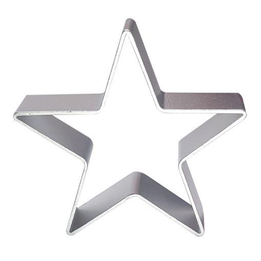 Alumínium süteménykiszúró – Csillag