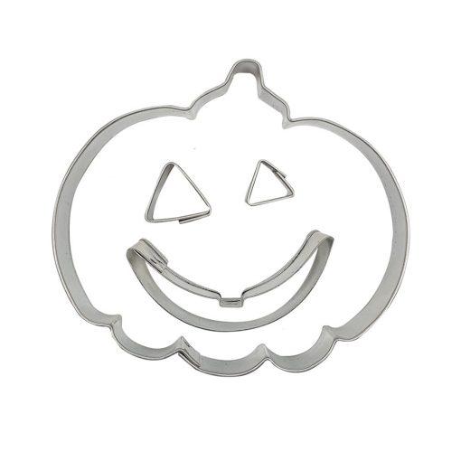 Fém süteménykiszúró – Hallween-i tök